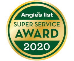 Angie's List Super Service Award Won by Spectrum Painting for 10th Year Straight!