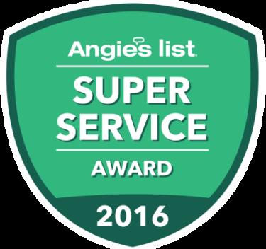Spectrum Painting Wins Super Service Award