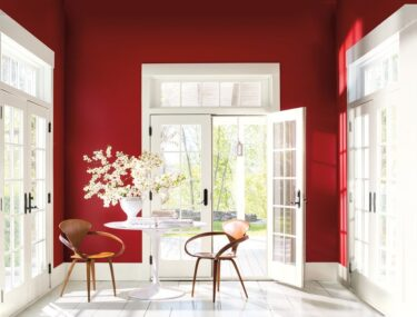 BENJAMIN MOORE 2018 COLOR OF THE YEAR ANNOUNCED!
