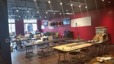 Commercial Painting Project: A Creative Business Space in Morristown, NJ