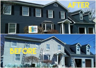 TIPS FOR SELECTING EXTERIOR PAINT COLORS