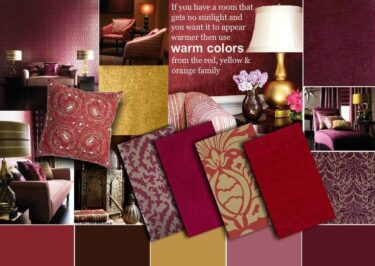 Using Mood Boards to Select Colors