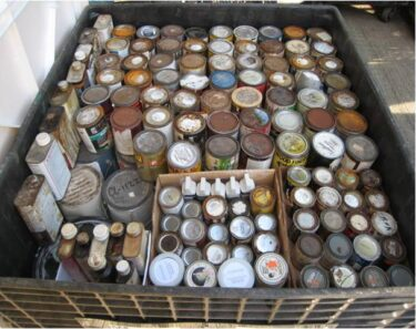 Tips to Recycle Paint in New Jersey