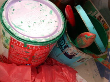 Steps to Storing Leftovers From Your Paint Job