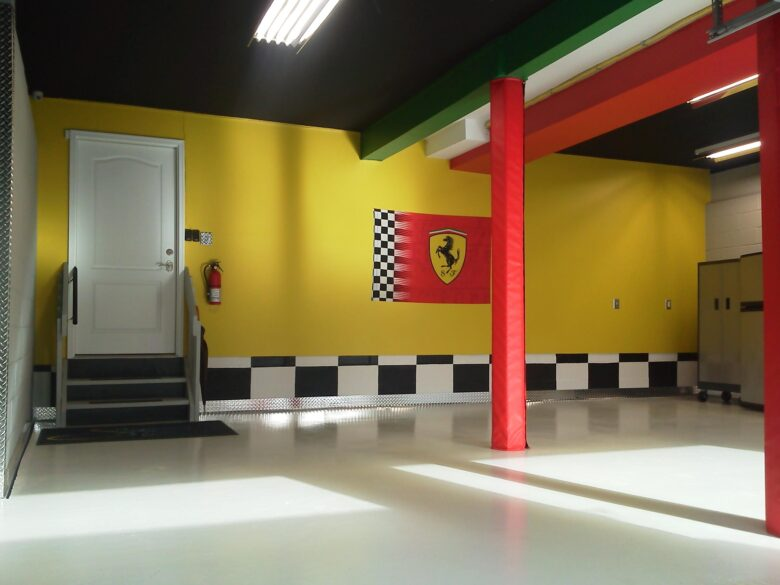 How to Clean Your Epoxy Coated Floors